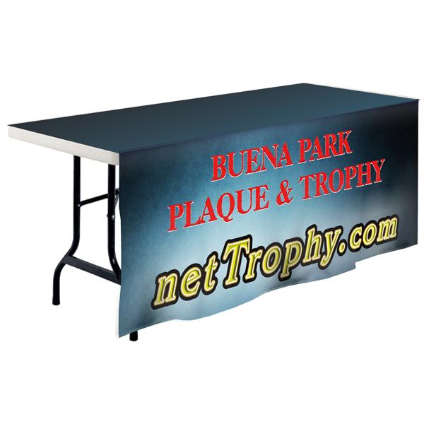 Banner Custom Table Cover Nettrophy