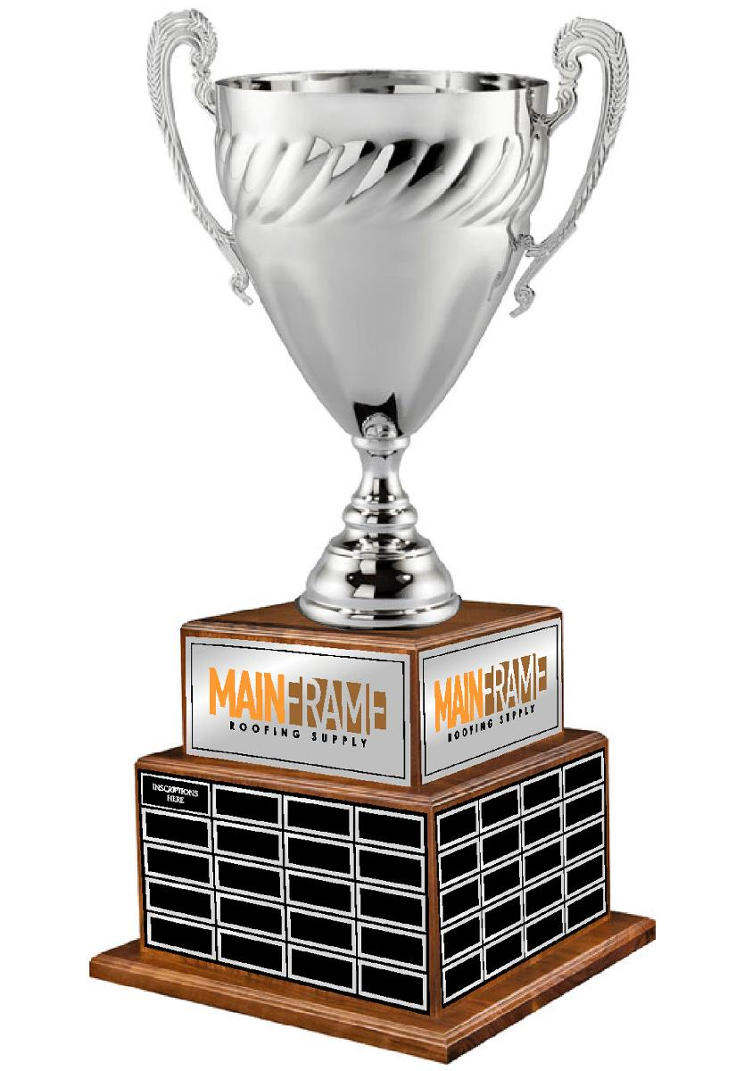 Trophycup Silver Ambient Perpetual Nettrophy