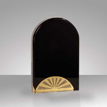 acrylic-black diamond acrylic arch
