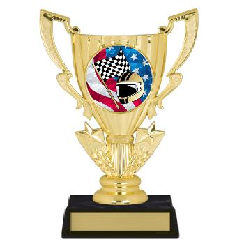 trophy-achievement cup-motor sports