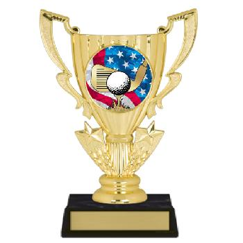 trophy-achievement cup-golf