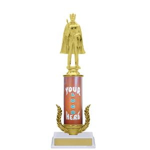 trophy-charger series I custom column-pageant