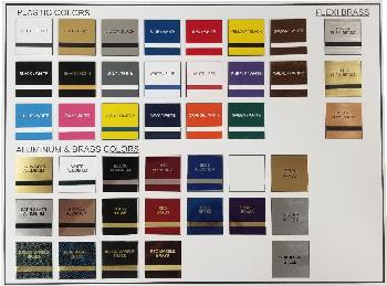 Swatch-Material Colors
