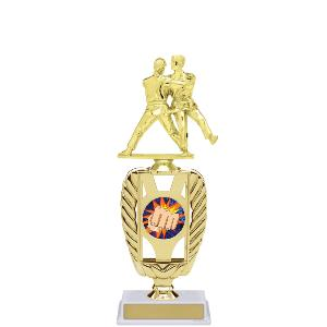 trophy-corona series I-martial arts
