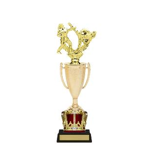 trophy-crown series II-martial arts
