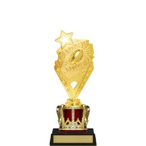 trophy-crown series I-football