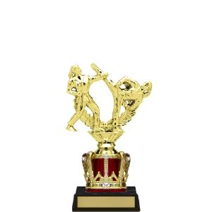 trophy-crown series I-martial arts