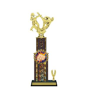 trophy-freestyle mylar series I-martial arts