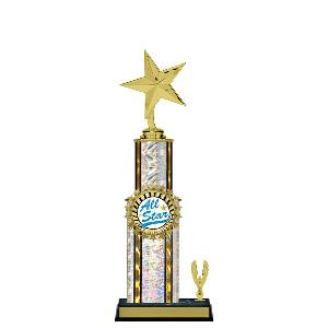 trophy-freestyle mylar series I-star theme