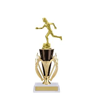 trophy-gold black cup series-track and field