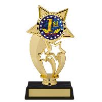 trophy-gold under star