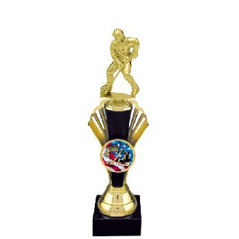 trophy-lux mylar series-hockey