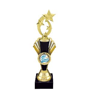 trophy-lux mylar series-star