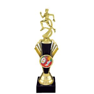 trophy-lux mylar series-track and field