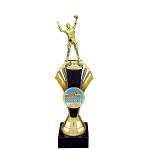 trophy-lux mylar series-volleyball