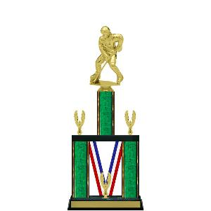 trophy-majestic ribbon series-hockey