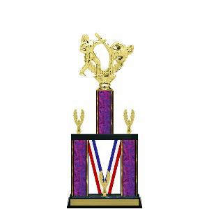 trophy-majestic ribbon series-martial arts
