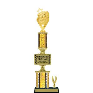 trophy-peak series I-football