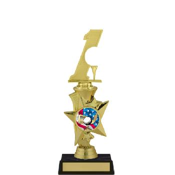 trophy-rising star series II-golf
