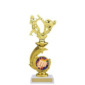 trophy-rising star series I-martial arts