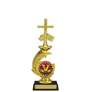 trophy-rising star series I-religious