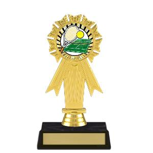 trophy-rosette ribbon-tennis