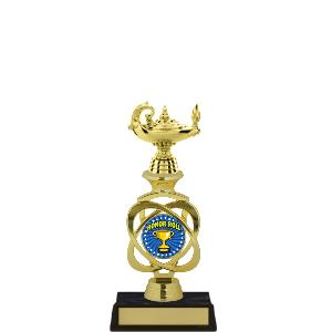trophy-star mylar series-academic