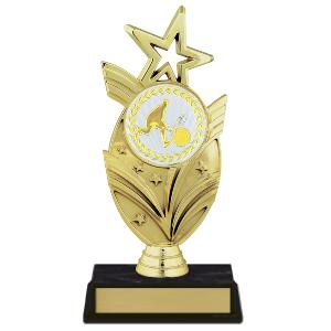 trophy-star mylar series-tennis