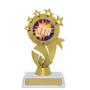 trophy-star ribbon II-martial arts