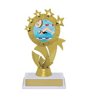 trophy-star ribbon II-swimming