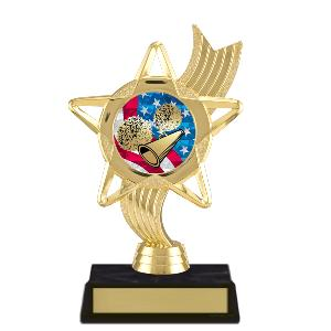 trophy-star ribbon-cheer
