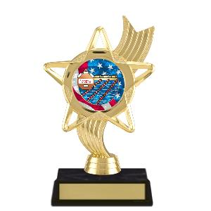 trophy-star ribbon-swimming