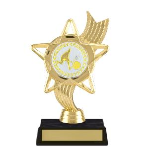 trophy-star ribbon-tennis