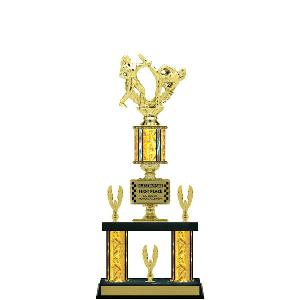 trophy-venture series I-martial arts