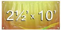 banner-full color-2-1/2' x 10'
