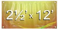 banner-full color-2-1/2' x 12'