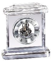 clock-elegant crystal-pinnacle