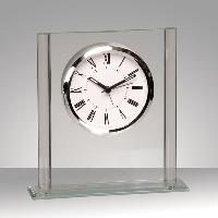 clock-square glass