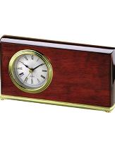 clock-piano finish rosewood
