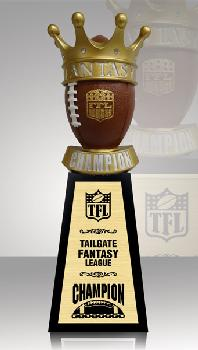 fantasy football-crown champion