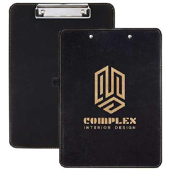 gifts-leatherette clipboard