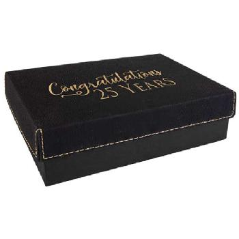 gift-leatherette gift box