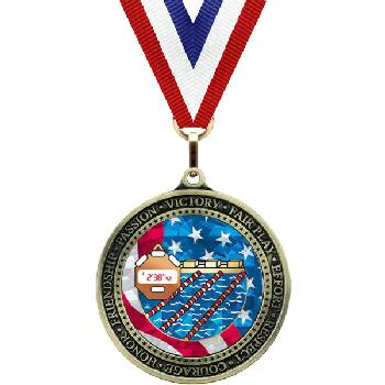 medal-inspiration series-swimming