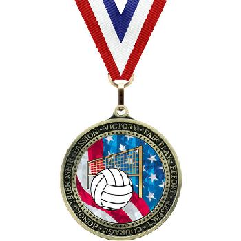 medal-inspiration series-volleyball