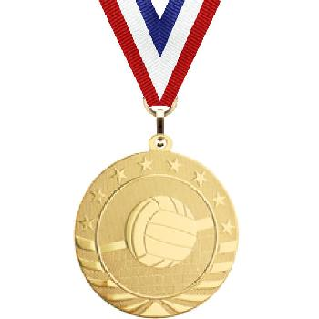 medal-starbrite series-volleyball