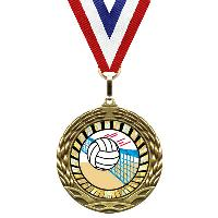 medal-wreath series-volleyball