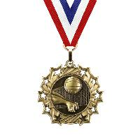 medal-ten star series-volleyball