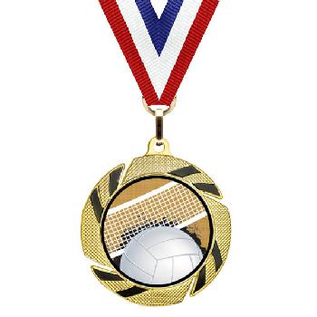 medal-vortex series-volleyball