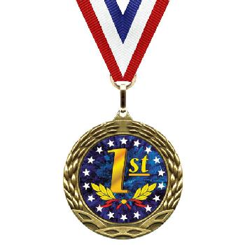 medal-wreath series-place