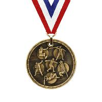 medal-3d medal series-track and field